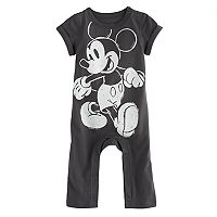 Disney's Mickey Mouse Baby Boy Coverall by Jumping Beans®