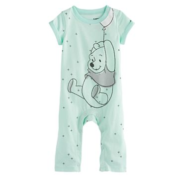 Disney's Winnie the Pooh Baby Coverall by Jumping Beans®