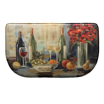 Bacova Afternoon Delight Memory Foam Kitchen Rug - 18