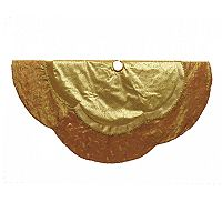 Kurt Adler Velvet Christmas Tree Skirt