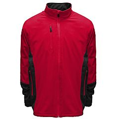 Men's Franchise Club Apex Colorblock Softshell Jacket