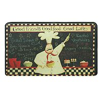 Bacova Good Life Vintage Memory Foam Kitchen Rug - 18