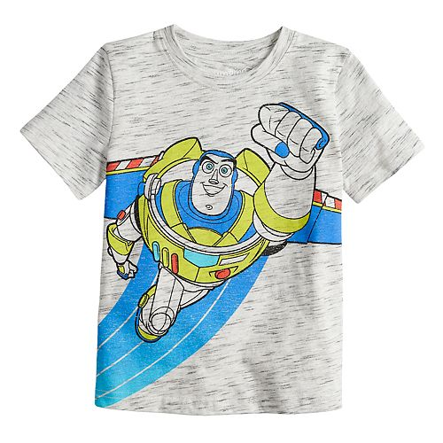 6f9f0ea33 Disney's Toy Story Buzz Lightyear Toddler Boy Tee by Jumping Beans®