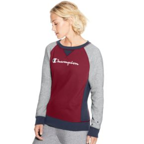 Women's Champion Heritage French Terry Long Sleeve Top