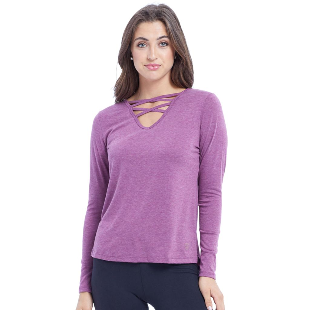 Women's Balance Collection Elyse Strappy Tunic