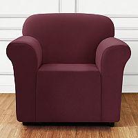 Sure Fit Stretch Mini Chevron Chair Slipcover