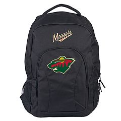 Northwest Minnesota Wild Draft Day Backpack