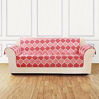 Sure Fit Furniture Flair Spice Market Sofa Slipcover