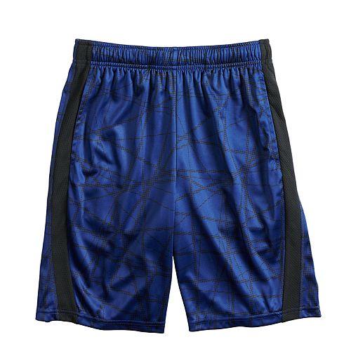 35dc5f26d27fc Boys 8-20   Husky Tek Gear® DRY Print Shorts