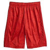 Boys 8-20 Tek Gear® DRY Print Shorts