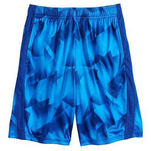 d6419ce21a386 Boys 8-20   Husky Tek Gear® Dry Tek Print Shorts