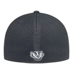 Adult Top of the World Wisconsin Badgers Fairway One-Fit Cap