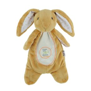 """Kids Preferred """"Guess How Much I Love You"""" Nutbrown Hare Buddy Blanket"""