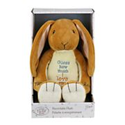 Kids Preferred 'Guess How Much I Love You' Nutbrown Hare Recordable Plush