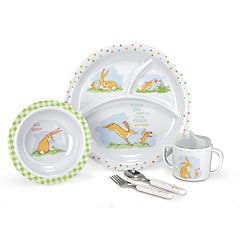 Kids Preferred 'Guess How Much I Love You' 5 pc Mealtime Set