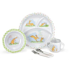 "Kids Preferred ""Guess How Much I Love You"" 5-pc. Mealtime Set"