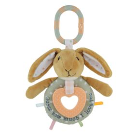 """Kids Preferred """"Guess How Much I Love You"""" Teether Activity Toy"""