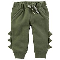 Baby Boy Carter's Spike Dinosaur Jogger Pants