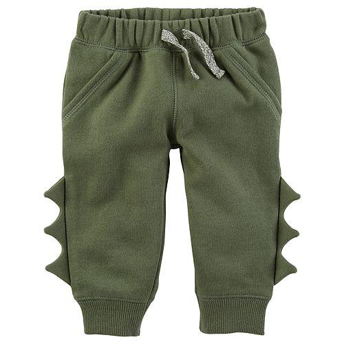 Baby Boy Carter's Spike Dinosaur Jogger Pants