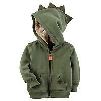 Baby Boy Carter's Spike Dinosaur Hoodie