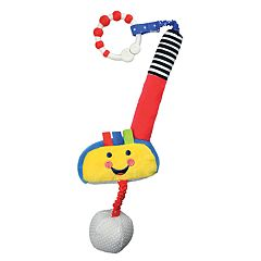 Kids Preferred Little Sport Star Developmental Activity Plush Golf Club