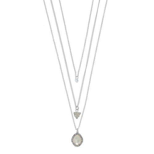 Lc Lauren Conrad Layered Necklace by Kohl's