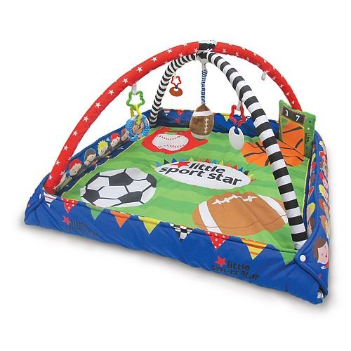 Kids Preferred Little Sport Star All Sports Play Mat