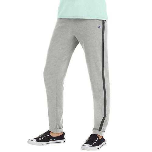 Women's Champion Heathered Jersey Jogger