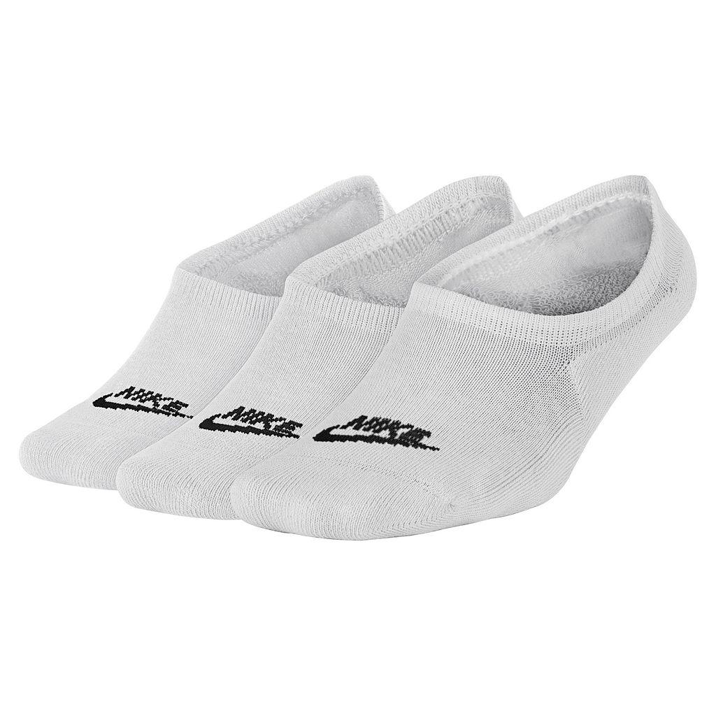 Men's Nike 3-pack No-Show Socks