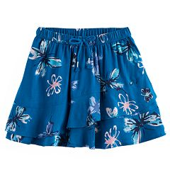 Girls 4-12 SONOMA Goods for Life™ Smocked Skort