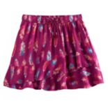 Girls 4-12 SONOMA Goods for Life? Smocked Skort