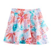 Girls 4-12 SONOMA Goods For Life? Ruffle Skort