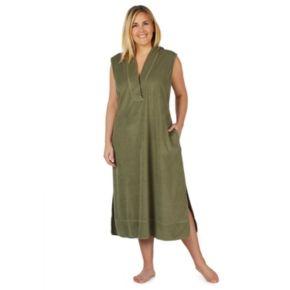 Plus Size Stan Herman Maxi Robe