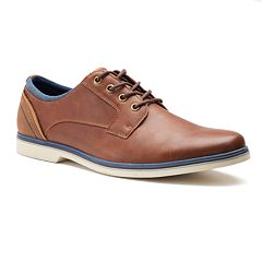 SONOMA Goods for Life™ Mixed-Media Derby Shoes
