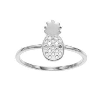 LC Lauren Conrad Pineapple Ring