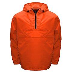 Men's Franchise Club Swift Anorak Quarter-Zip Pullover Jacket