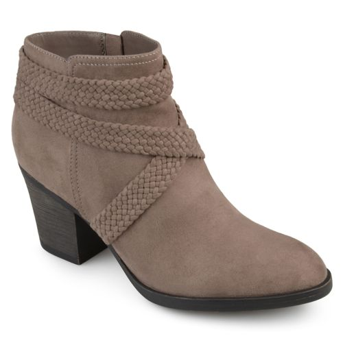 Journee Collection Senica ... Women's Ankle Boots