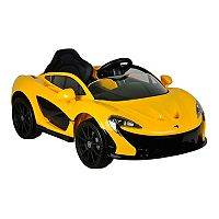 Kid Motorz McLaren P1 6V in Ride-On Vehicle
