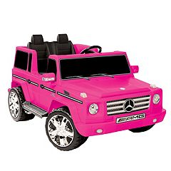 Kid Motorz Mercedes Benz G55 AMG 12V Ride-On Vehicle