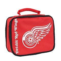 Detroit Red Wings Sacked Insulated Lunch Box by Northwest