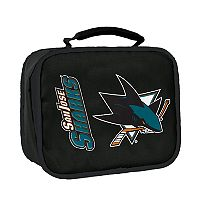 San Jose Sharks Sacked Insulated Lunch Box by Northwest