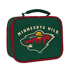 Minnesota Wild Sacked Insulated Lunch Box by Northwest
