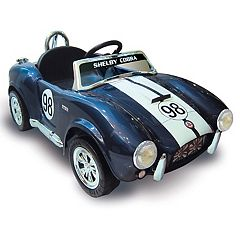 Kidz Motorz Shelby Cobra 12V Ride-On Vehicle