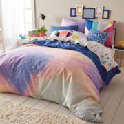Scribble Twilight Duvet Cover Set