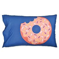 Scribble Donut Pillowcase