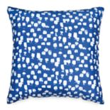 Scribble Paintbrush Throw Pillow