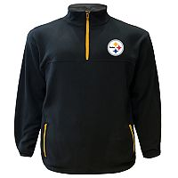 Big & Tall Majestic Pittsburgh Steelers Fleece Pullover