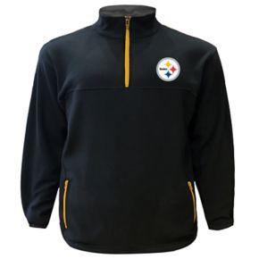 Big & Tall Majestic Pittsburgh Steelers Fleece Pullover
