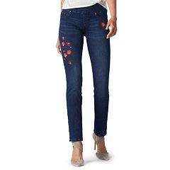 Women's Lee Sculpting Slim Leg Pull-On Jeans
