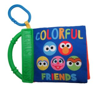 Kids Preferred Sesame Street Colors Soft Book
